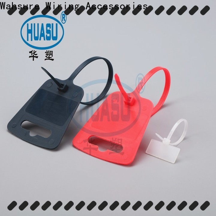 Wahsure wholesale cable ties wholesale suppliers for business