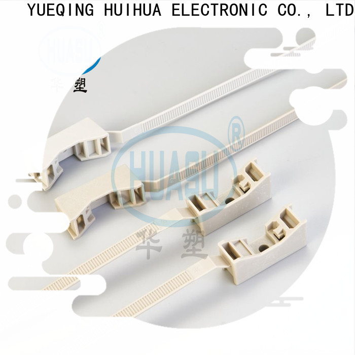 new clear cable ties manufacturers for business