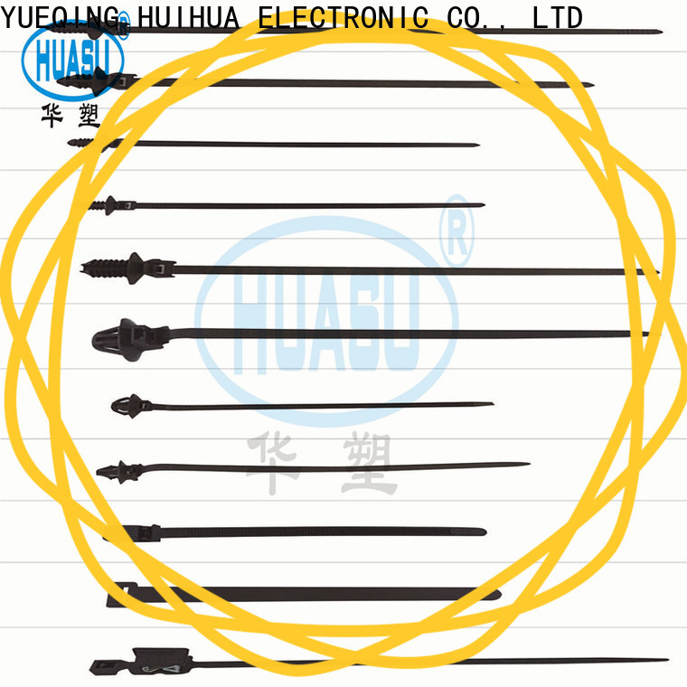 Wahsure cable ties wholesale manufacturers for business