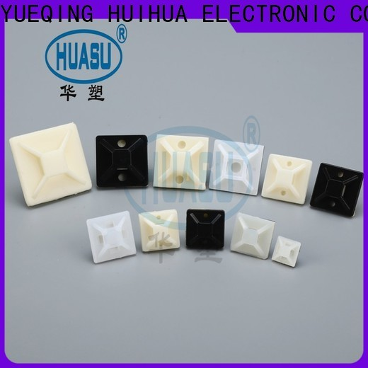 Wahsure top cable tie mounts manufacturers for sale