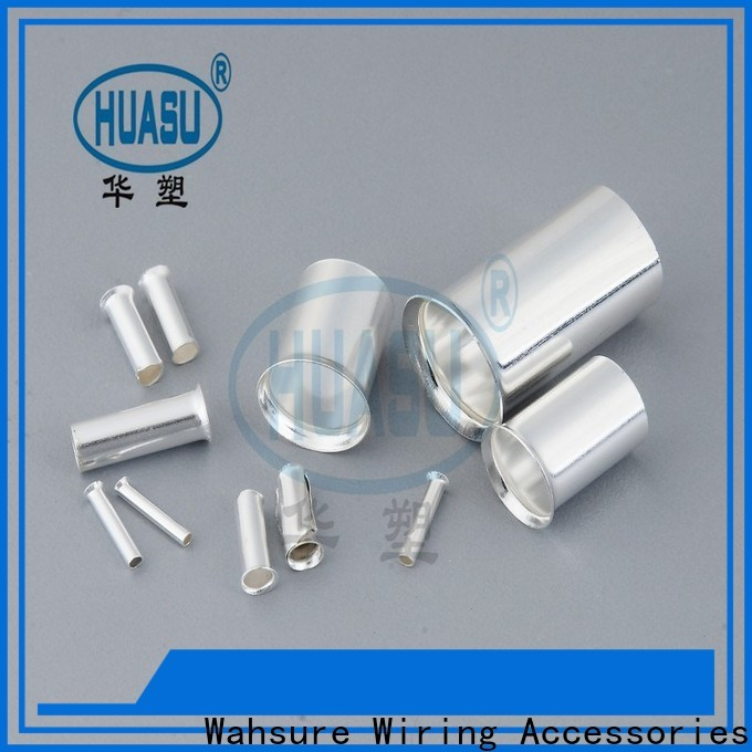 Wahsure terminals connectors factory for industry