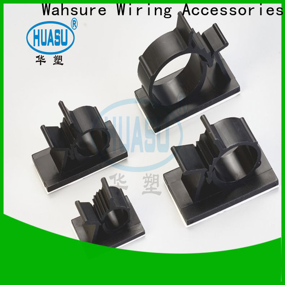 Wahsure latest cable clips manufacturers for industry