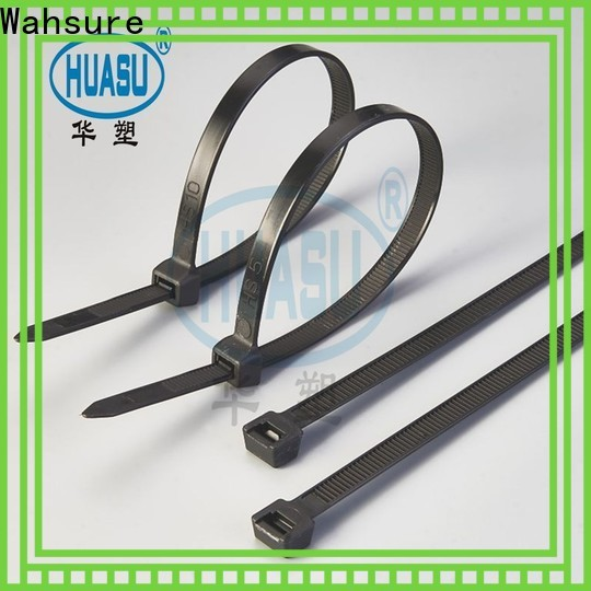 Wahsure new cable ties supply for industry