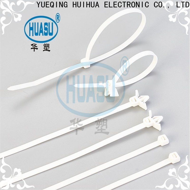 Wahsure custom electrical cable ties suppliers for industry