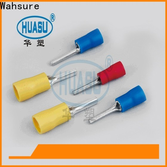 Wahsure top terminals connectors manufacturers for business