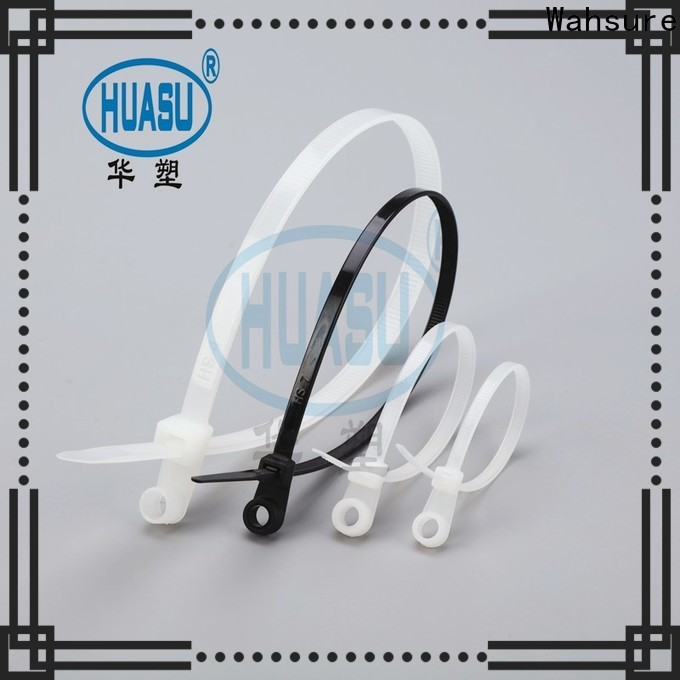 Wahsure best cable ties factory for business