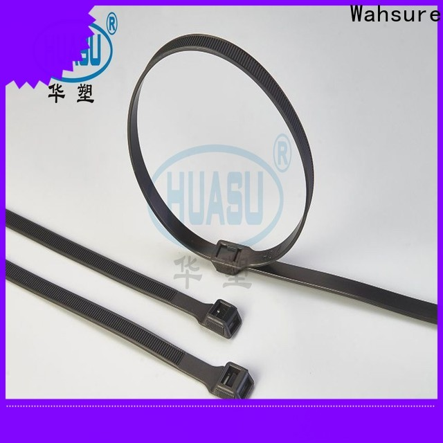 Wahsure auto electrical cable ties supply for wire