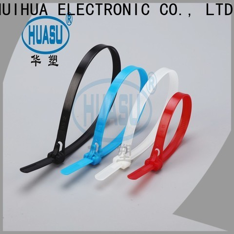 self locking cable ties wholesale manufacturers for industry