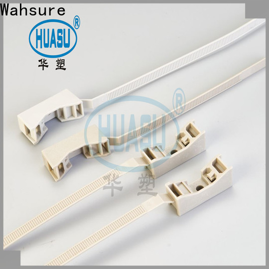 latest best cable ties factory for wire