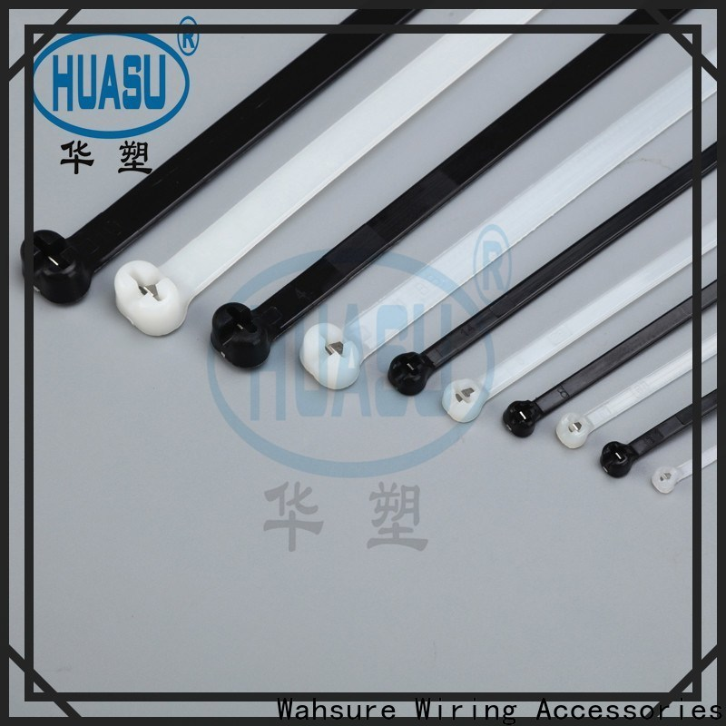 Wahsure cable tie sizes suppliers for wire