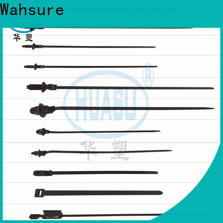 Wahsure cable ties wholesale supply for industry