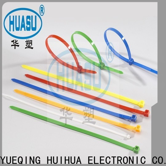 Wahsure high-quality cable ties wholesale suppliers for business