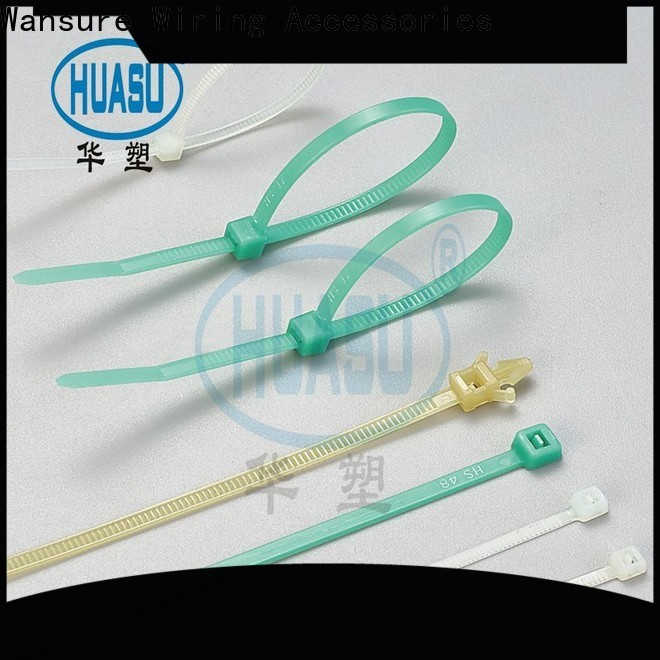 Wahsure latest cable ties factory for wire