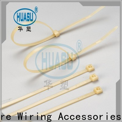 Wahsure custom cable ties suppliers for wire
