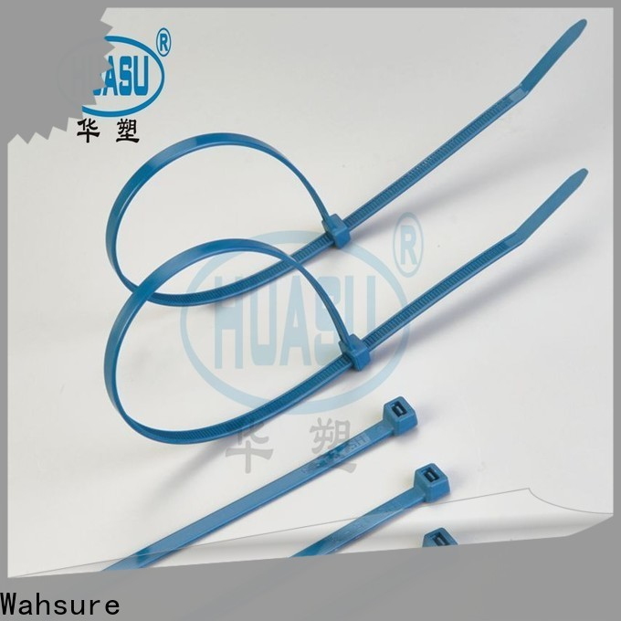 Wahsure wholesale industrial cable ties manufacturers for industry