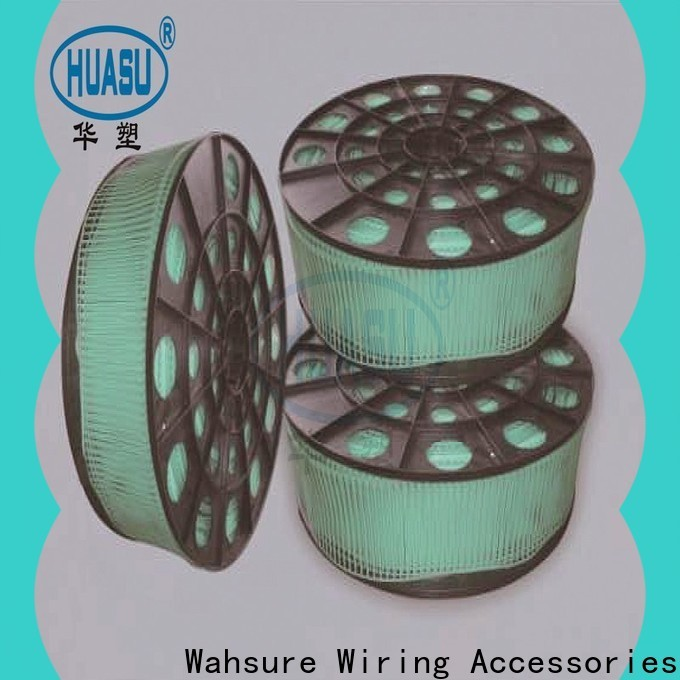 Wahsure auto electrical cable ties company for wire
