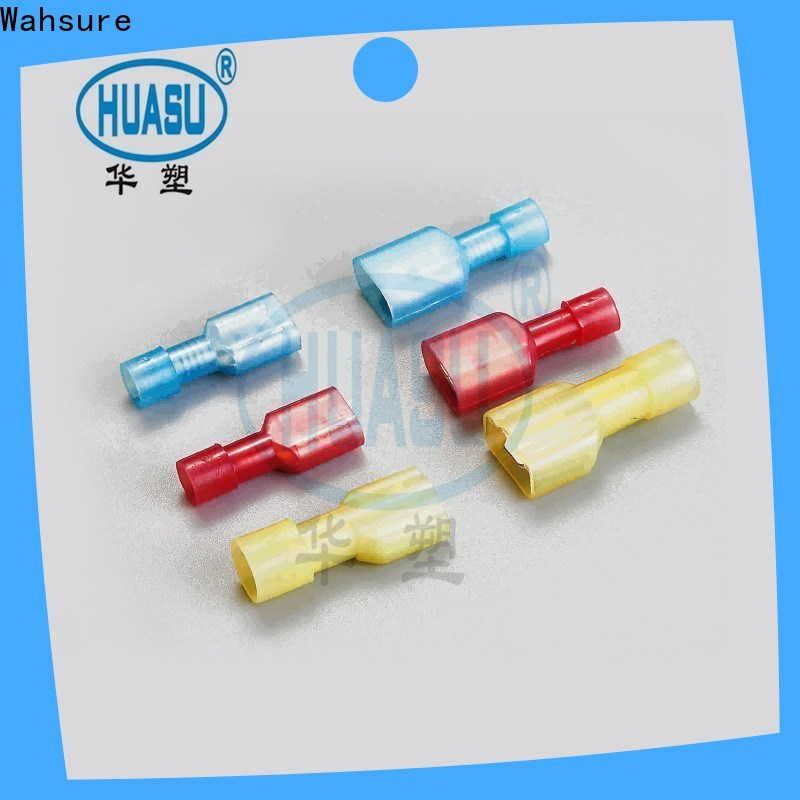 Wahsure electrical terminal connectors suppliers for sale