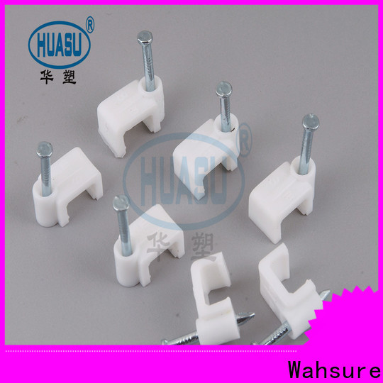 Wahsure cheap cable clips company for business
