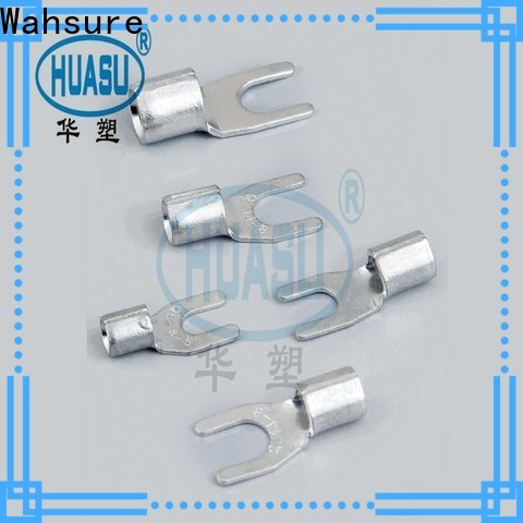 Wahsure wholesale cheap terminal connectors company for industry