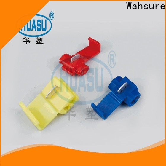Wahsure electrical terminals manufacturers for industry