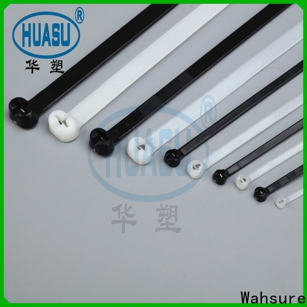 Wahsure industrial cable ties company for industry