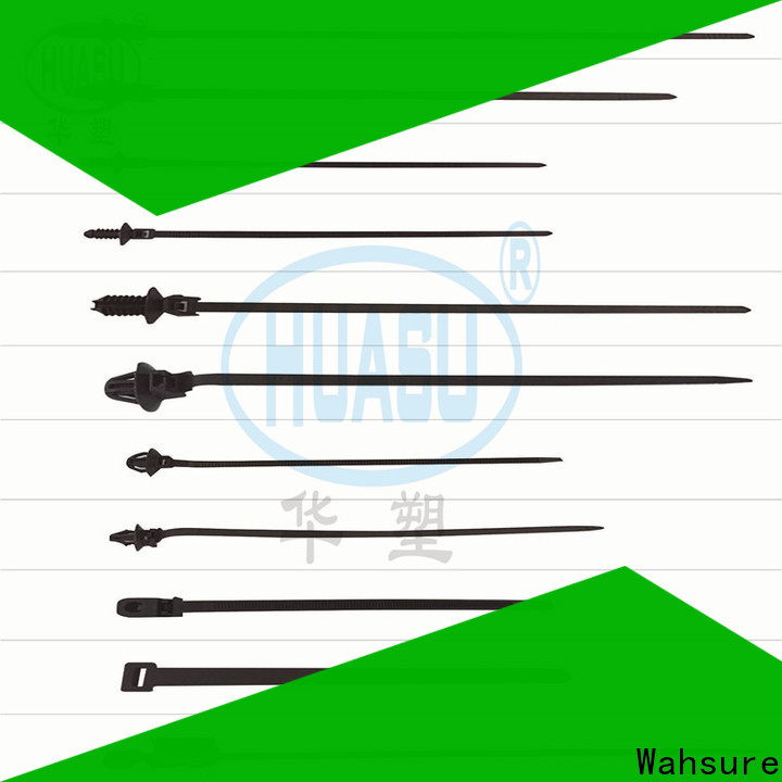 Wahsure electrical cable ties suppliers for business