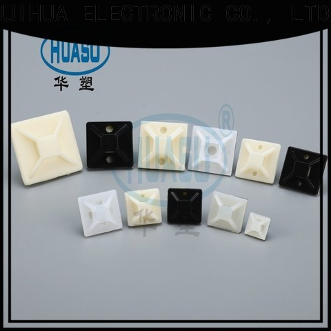 Wahsure new cable tie mounts factory for industry