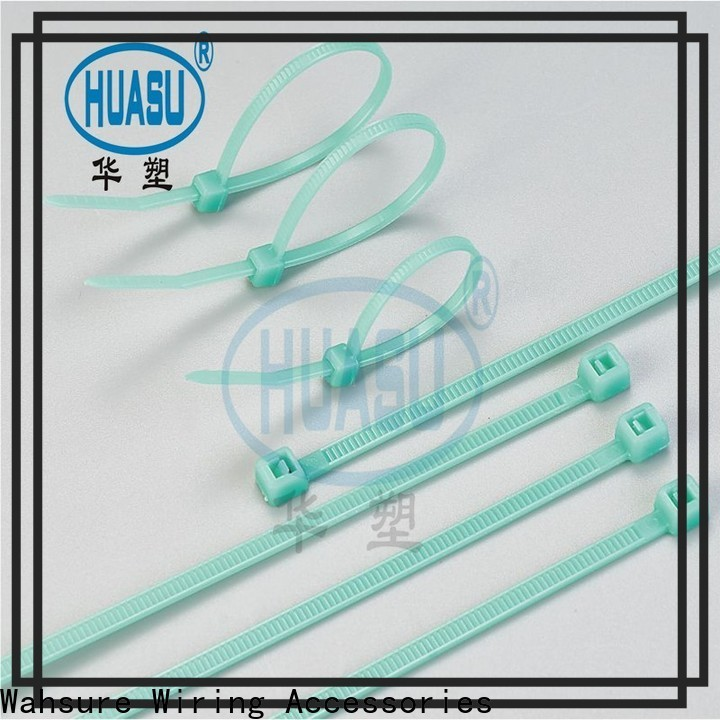 Wahsure self locking cable ties wholesale supply for business