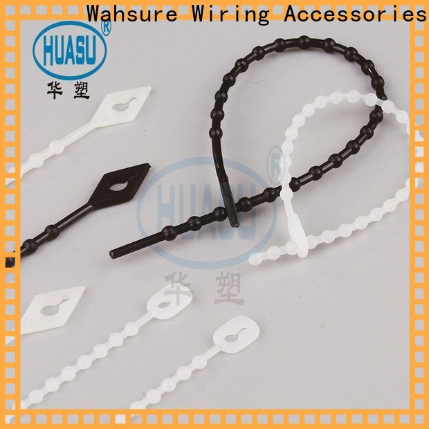 Wahsure industrial cable ties suppliers for industry