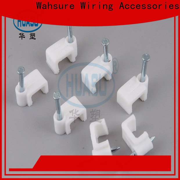 durable cheap cable clips factory for industry