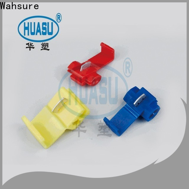 Wahsure high-quality terminal connectors manufacturers for industry