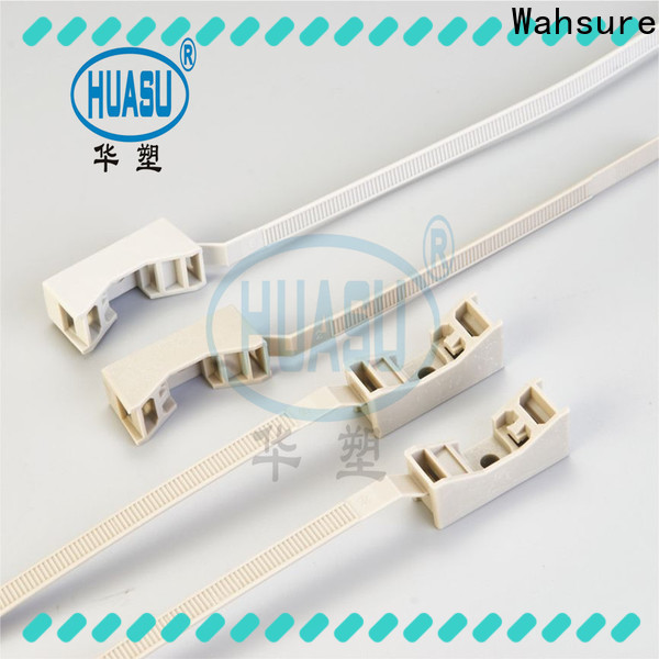 Wahsure self locking cable tie sizes supply for business
