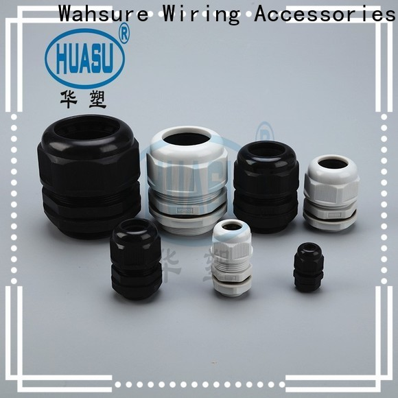 Wahsure high-quality cable gland suppliers for industry