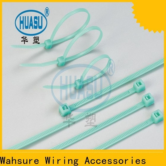 Wahsure auto cable tie sizes manufacturers for business