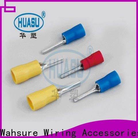 Wahsure terminals connectors manufacturers for business