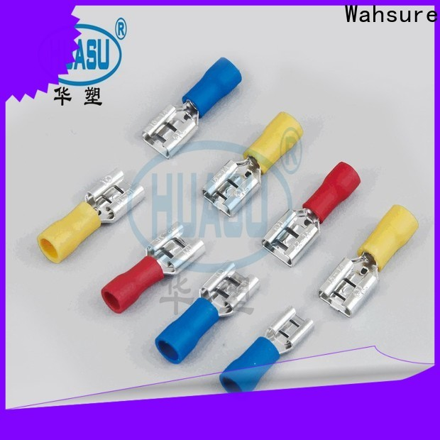 Wahsure new terminals connectors factory for business