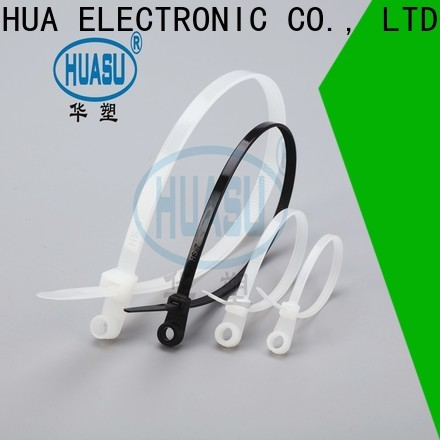 Wahsure custom cable ties factory for wire