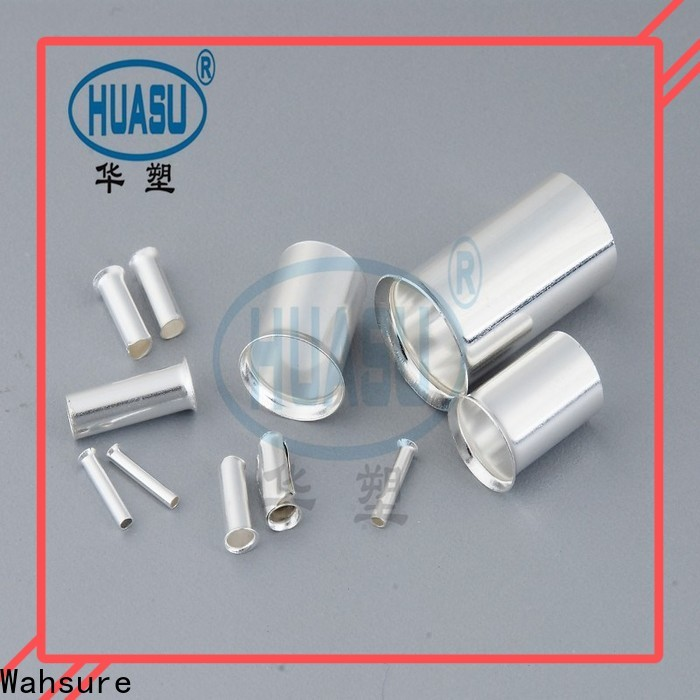 Wahsure electrical terminal connectors manufacturers for business