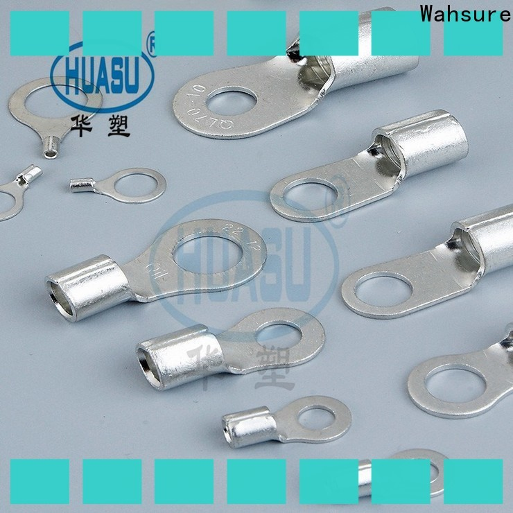 Wahsure quick terminals connectors manufacturers for industry
