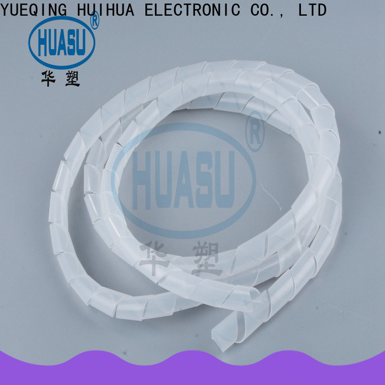 Wahsure latest spiral cable wrap suppliers for industry