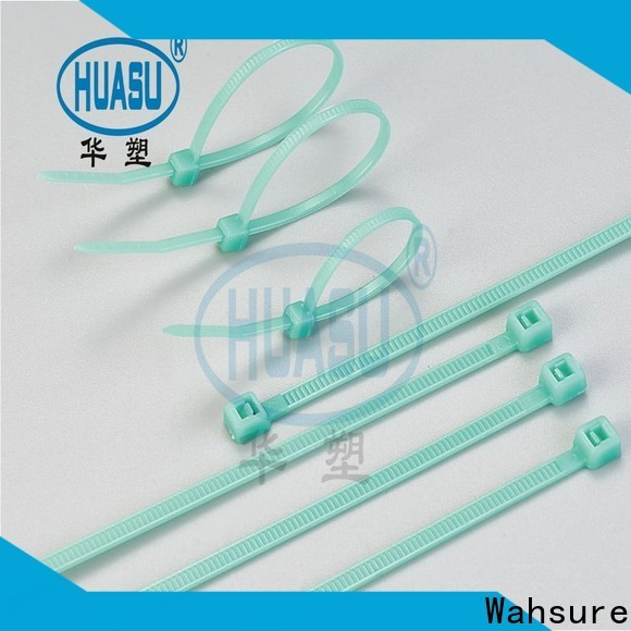 custom clear cable ties company for wire