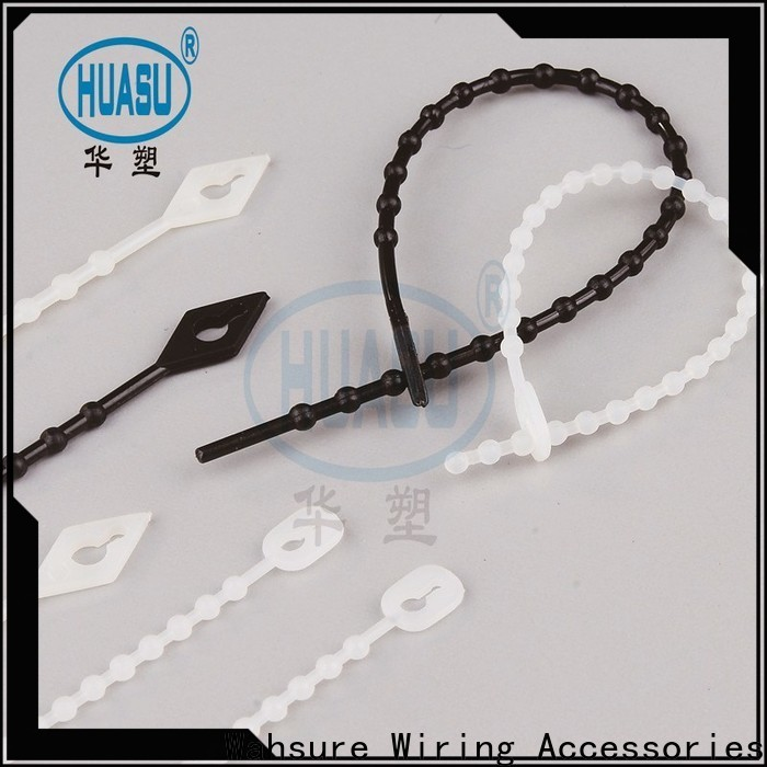 high-quality clear cable ties suppliers for industry