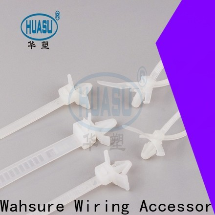 Wahsure best cable ties supply for wire