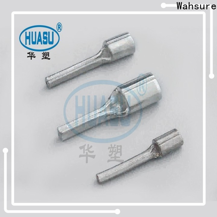 Wahsure factory prices cheap terminal connectors factory for business