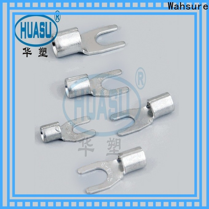 Wahsure electrical terminal connectors suppliers for industry