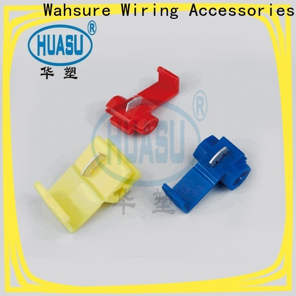 Wahsure durable terminals connectors supply for sale