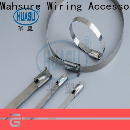 custom cable ties wholesale factory for industry