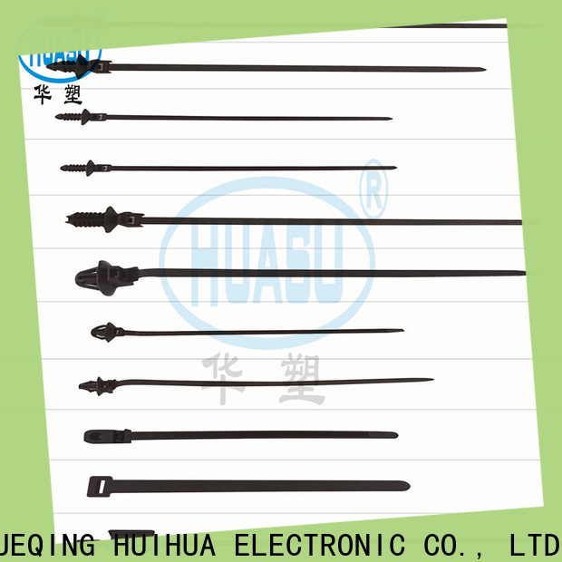 custom cable tie sizes manufacturers for wire
