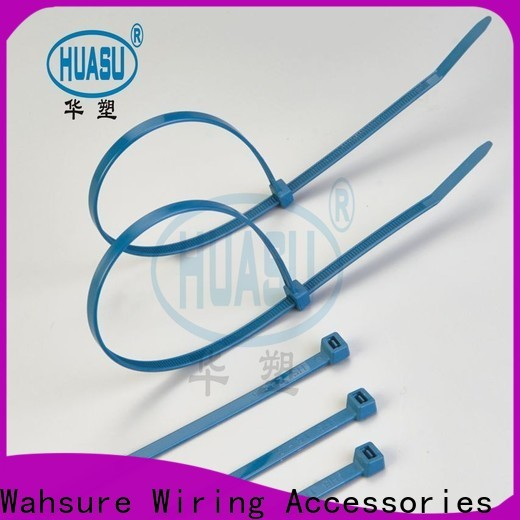 Wahsure industrial cable ties manufacturers for industry