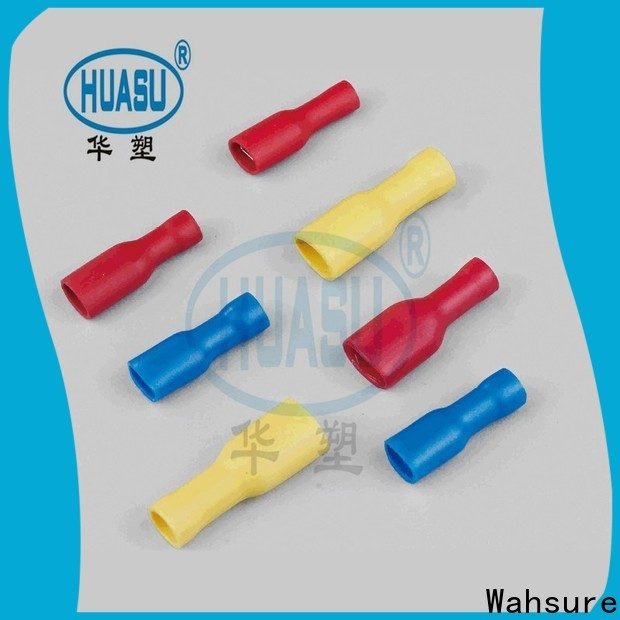 Wahsure terminals connectors company for industry